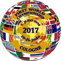 HISTORY in JUDO 1. Weltmeisterschaft Judo  ID-/G-Judo in Köln