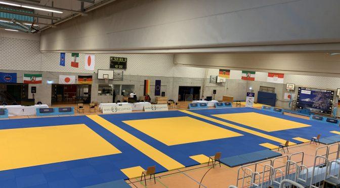 JUDO LANDES EINZELMEISTERSCHAFTEN ID-Judo Köln 06.04.2019